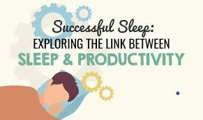Sleep and Productivity