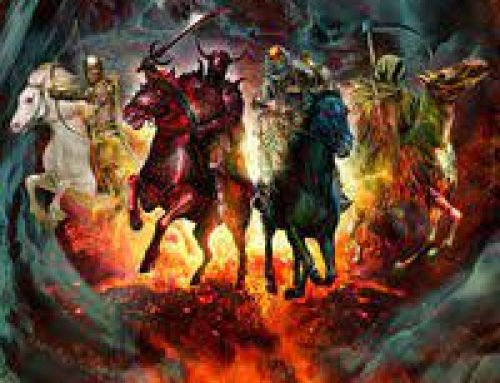 The Four Horsemen in Troubled Relationships